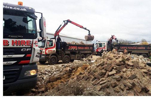 Site Clearance and demolition company