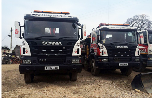Tipper hire contractor